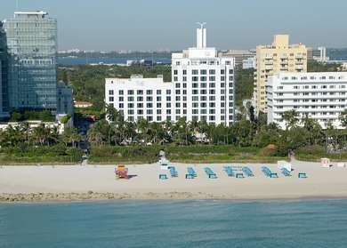 Palms beach front